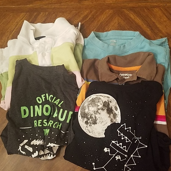 Other - Bundle of size 5 boys shirts